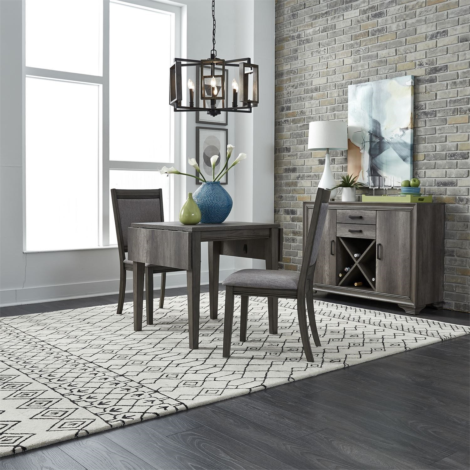 Tanners Creek Dining Room Group by Liberty Furniture at Zak's Home