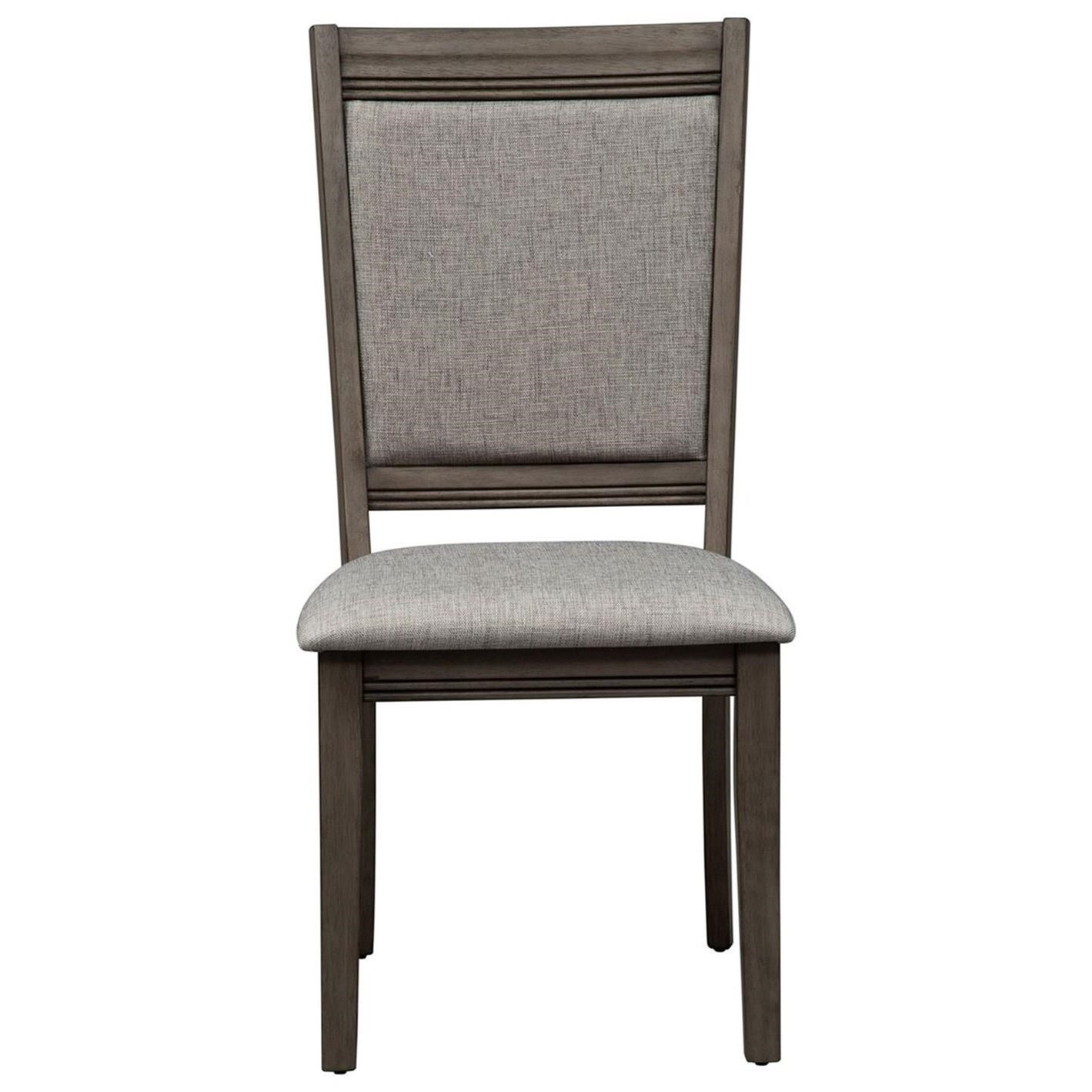 Tanners Creek Upholstered Side Chair by Libby at Walker's Furniture