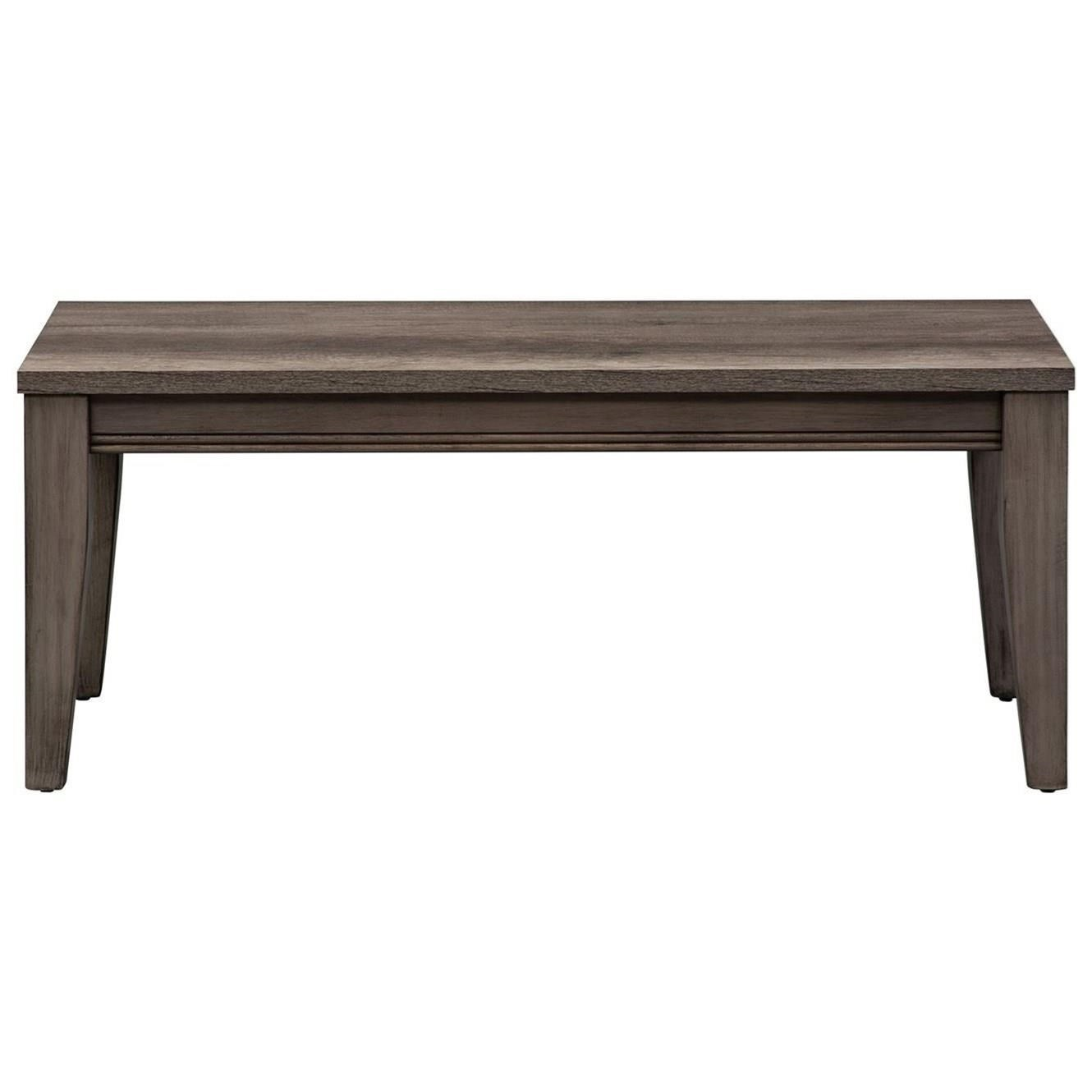 Tanners Creek Dining Bench by Liberty Furniture at Westrich Furniture & Appliances