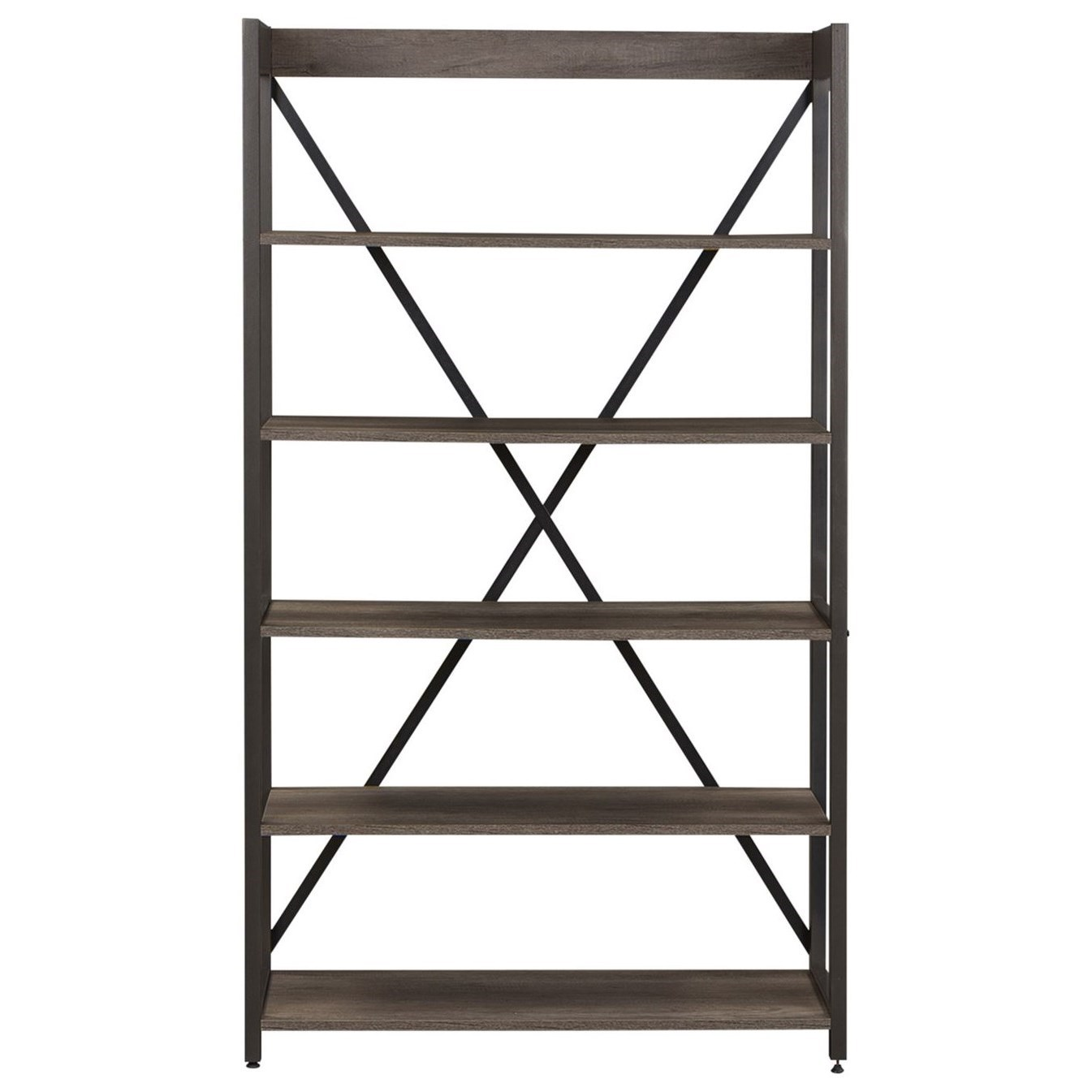Tanners Creek Bookcase by Libby at Walker's Furniture