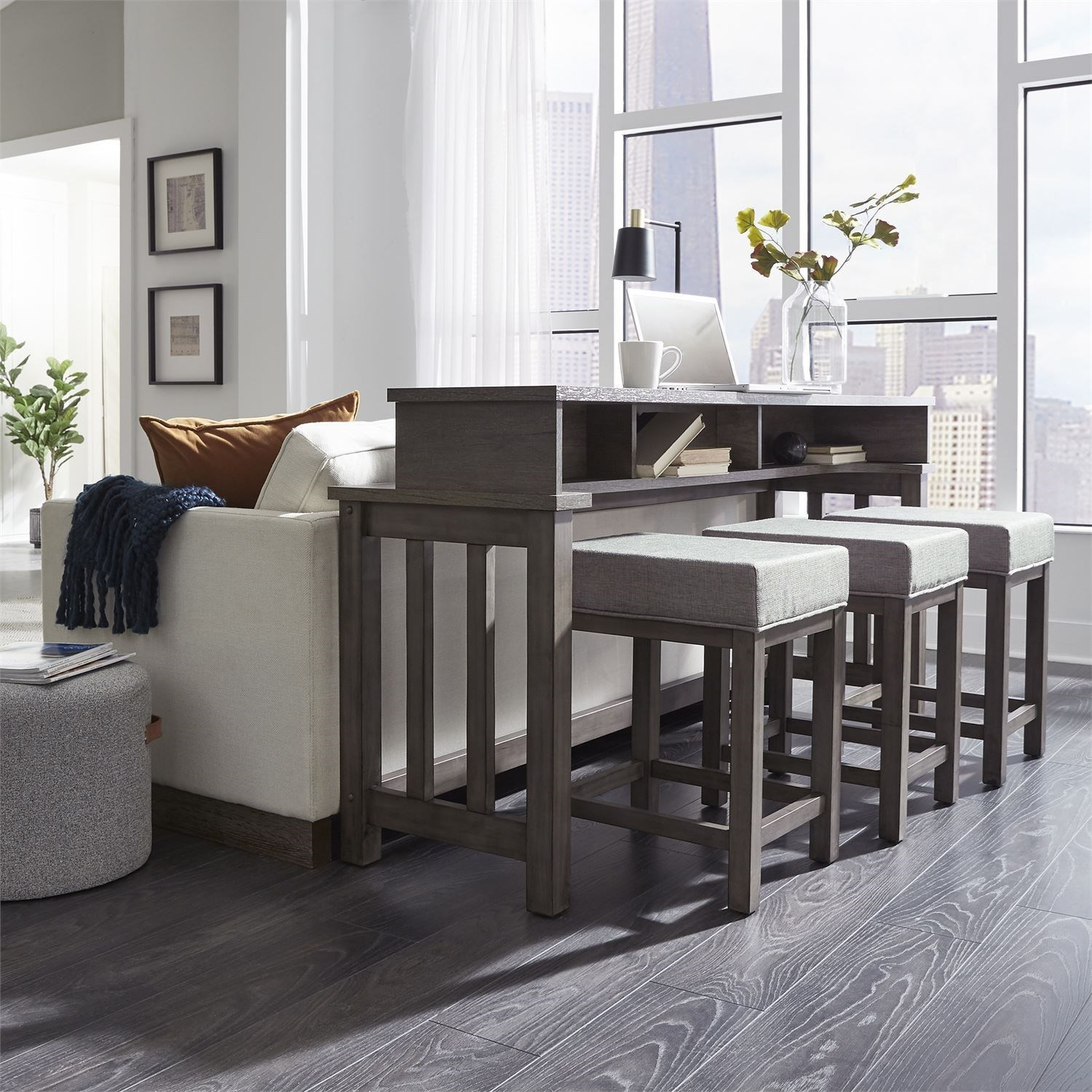 Tanners Creek 4 Piece Occasional Group by Libby at Walker's Furniture
