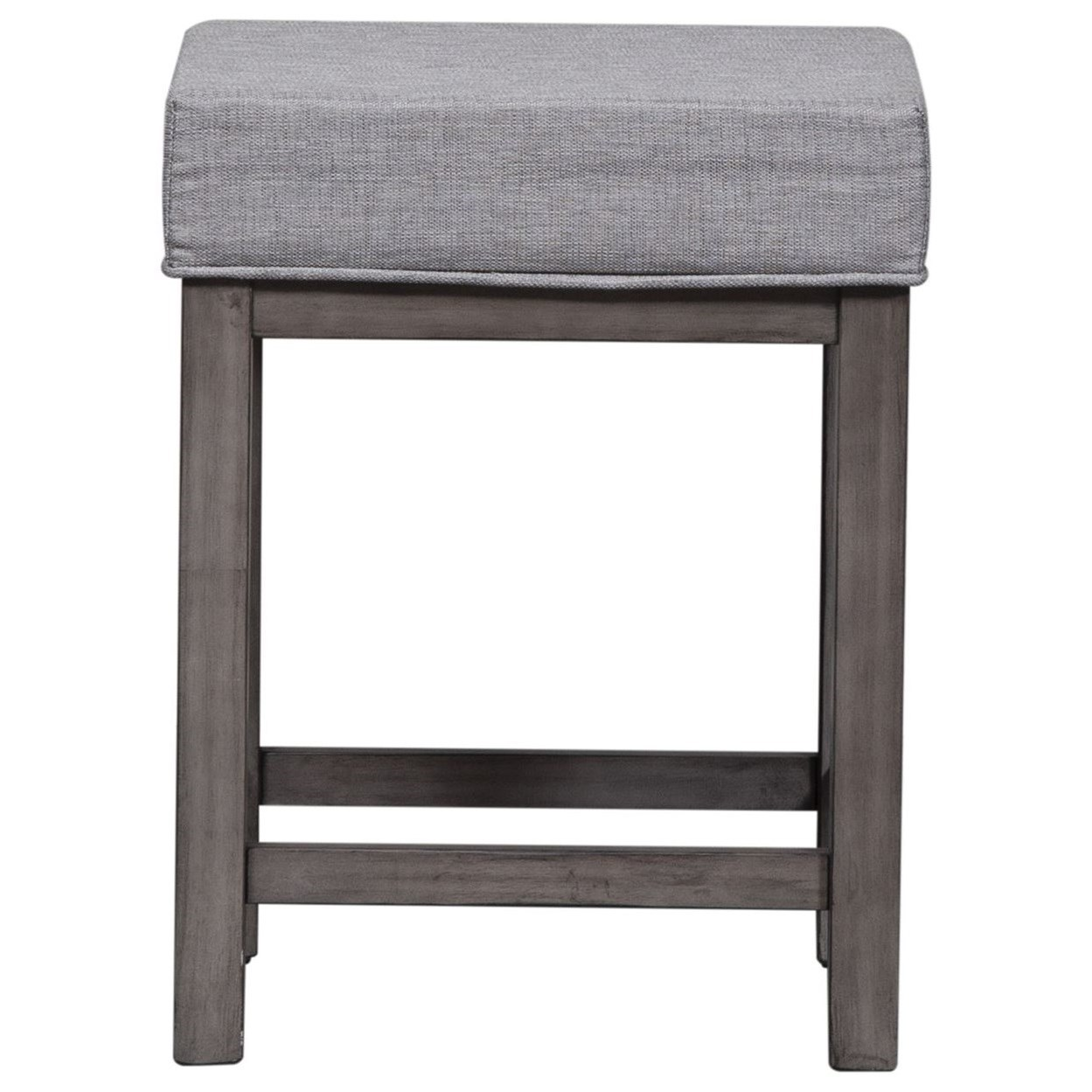Tanners Creek Upholstered 3-Piece Console Stool Set by Libby at Walker's Furniture