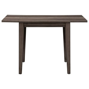 Contemporary Drop Leaf Table