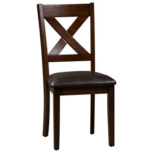 X-Back Side Chair 2 Pack