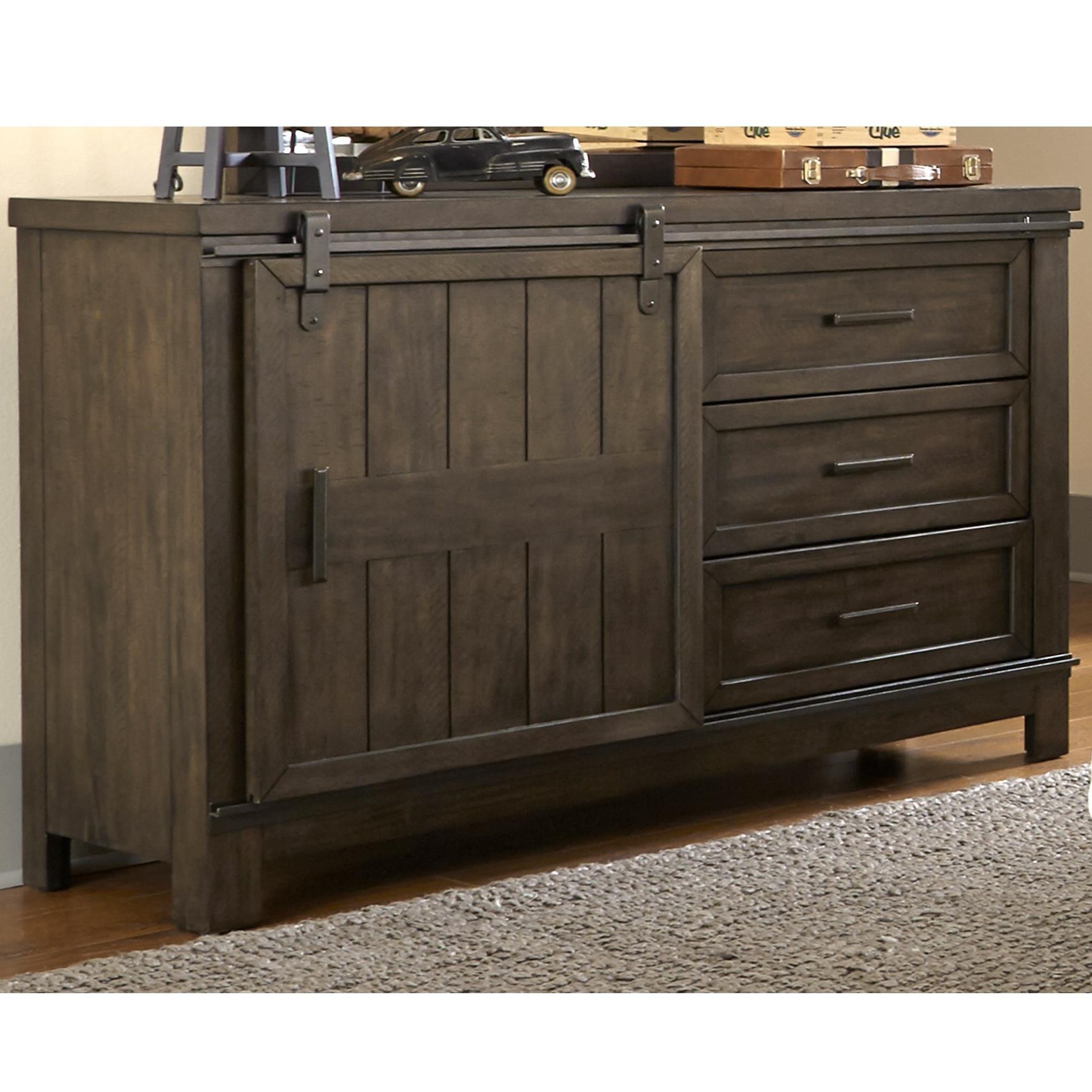 Thornwood Hills Dresser by Libby at Walker's Furniture