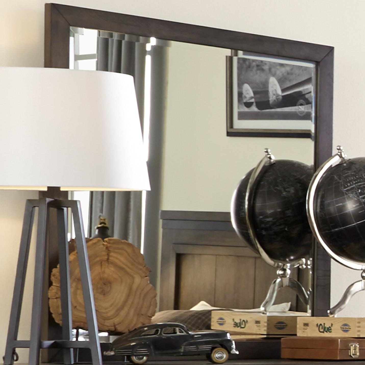 Thornwood Hills Mirror by Liberty Furniture at Darvin Furniture