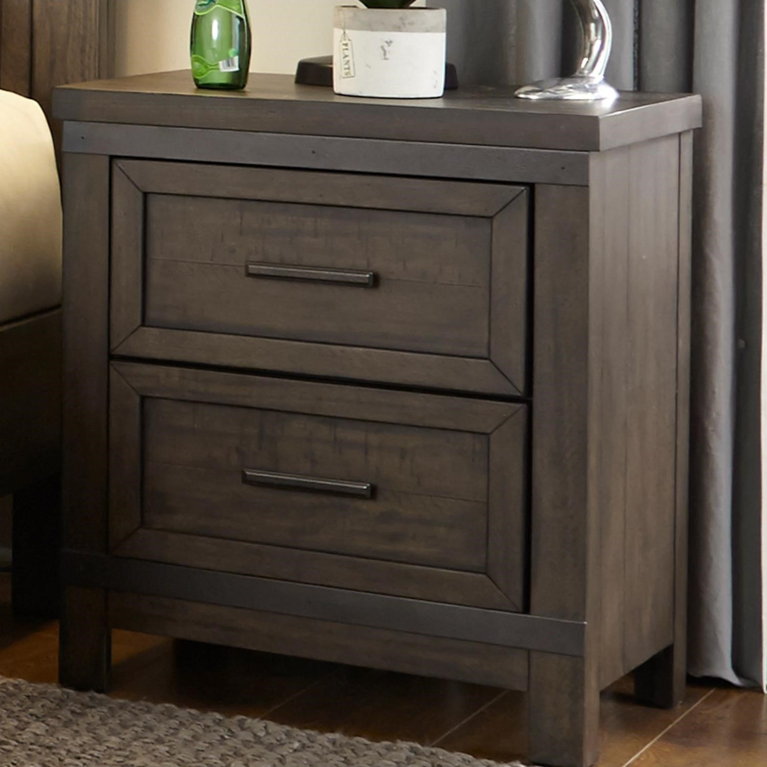 Thornwood Hills Night Stand  by Liberty Furniture at Darvin Furniture
