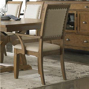 Liberty Furniture Town & Country Upholstered Arm Chair