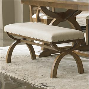 Liberty Furniture Town & Country Upholstered Bench