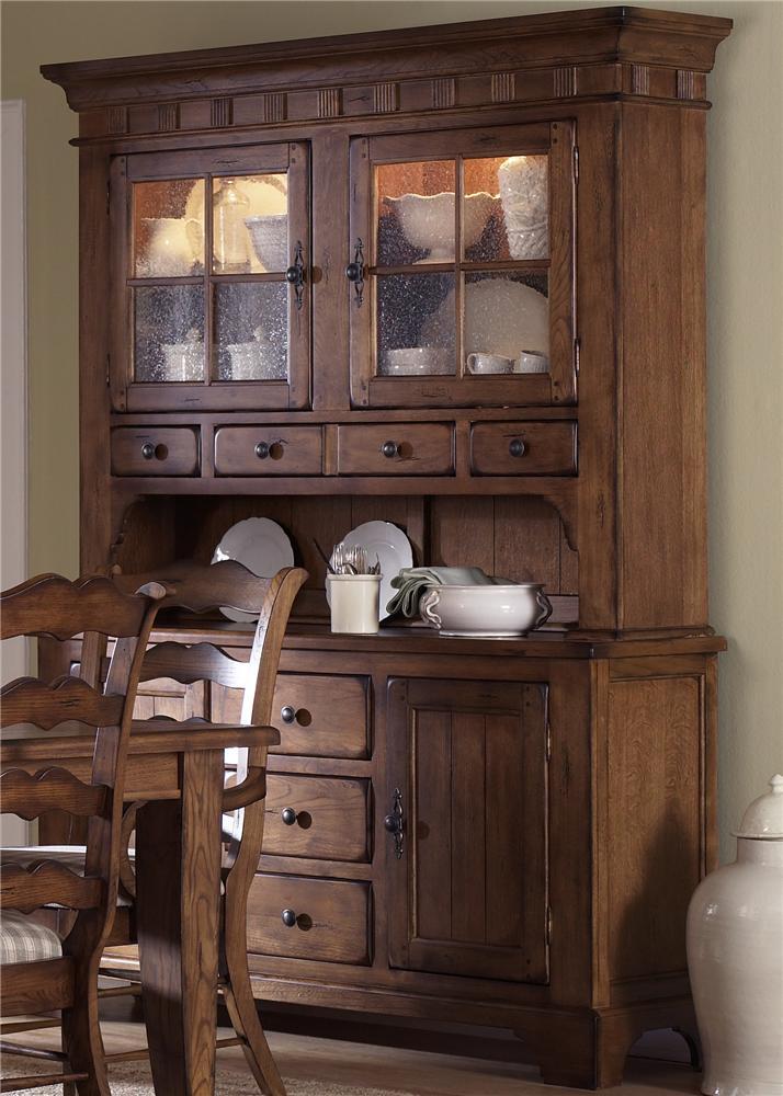 Treasures  Buffet & Hutch by Liberty Furniture at Lapeer Furniture & Mattress Center