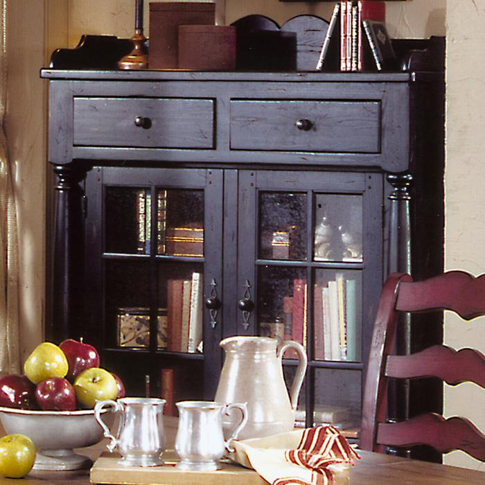 Treasures  Display Cabinet by Liberty Furniture at Westrich Furniture & Appliances