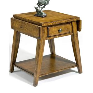 Liberty Furniture Treasures  Splay Leg End Table