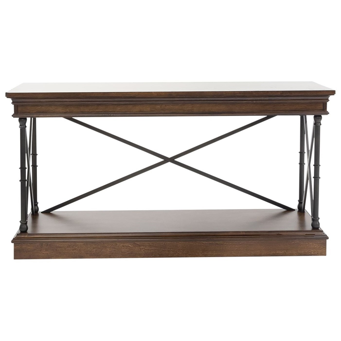 Tribeca Sofa Table by Libby at Walker's Furniture