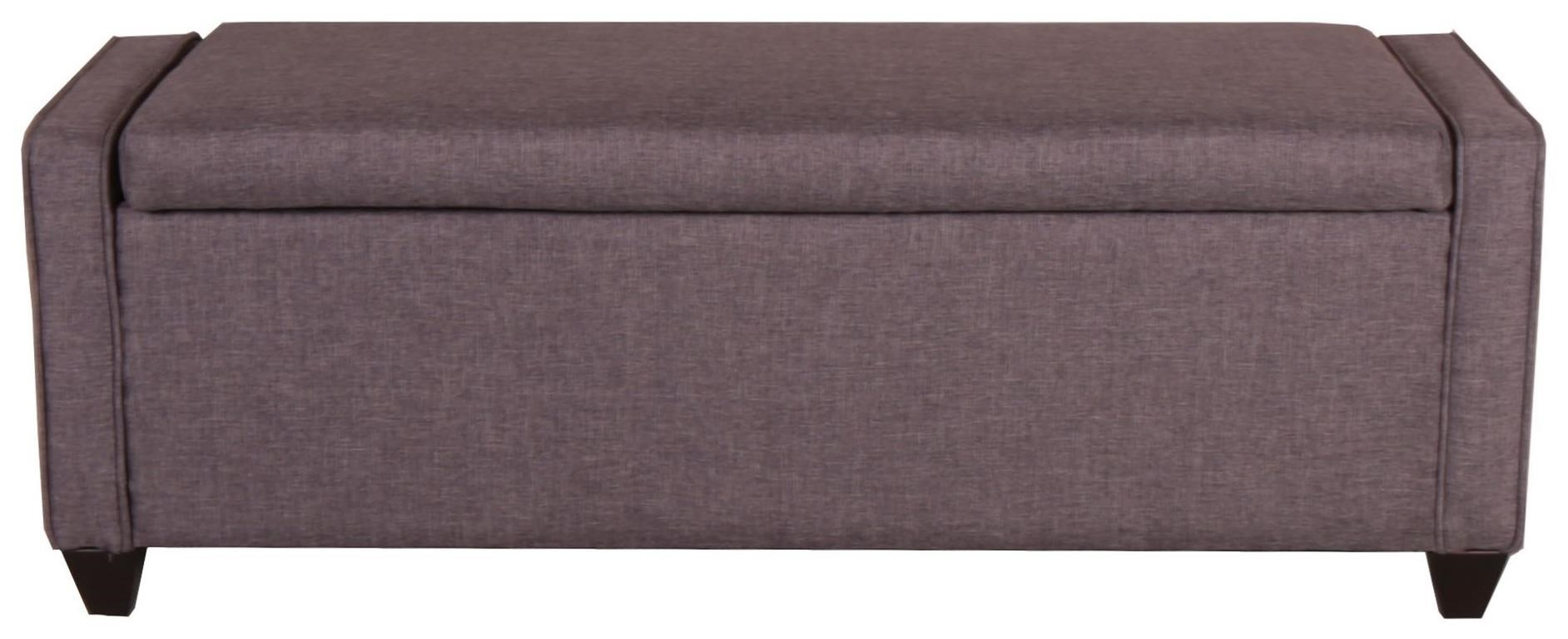 Upholstered Beds Bed Bench by Liberty Furniture at Lapeer Furniture & Mattress Center