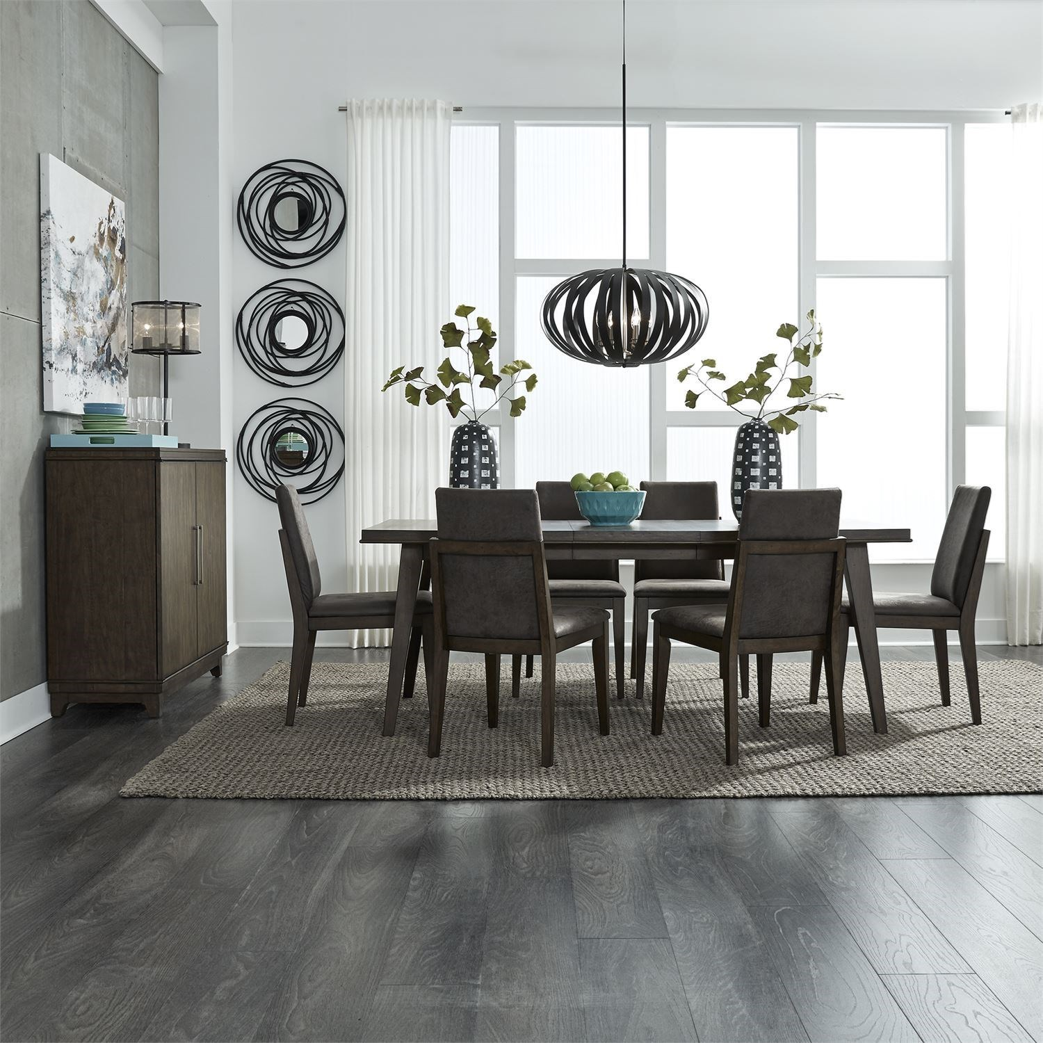 Ventura Boulevard Dining Room Group by Liberty Furniture at Northeast Factory Direct