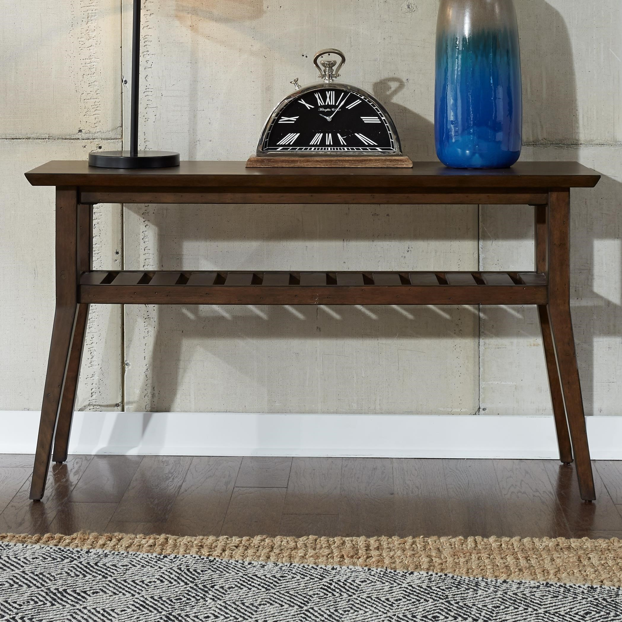 Vince Sofa Table by Libby at Walker's Furniture