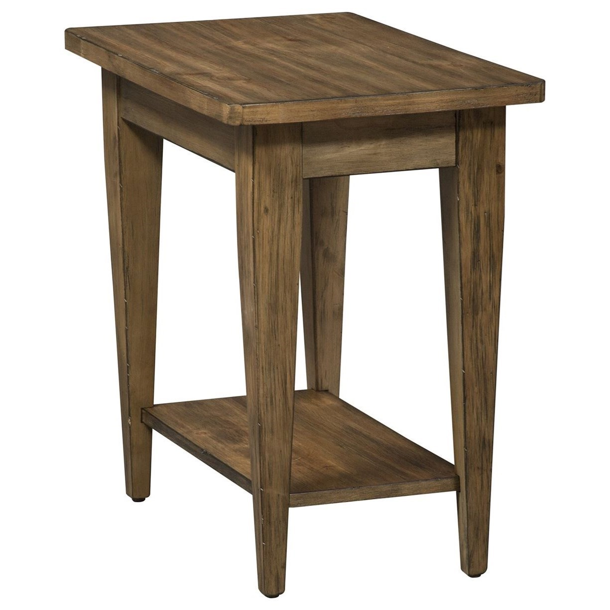 Verona Valley Chairside Table by Liberty Furniture at Northeast Factory Direct
