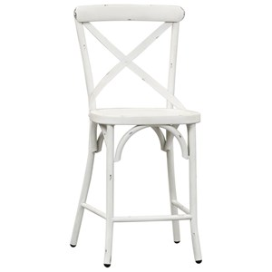 X-Back Counter Chair