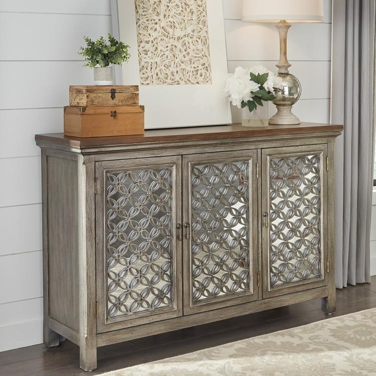 Westridge Accent Console by Liberty Furniture at Darvin Furniture