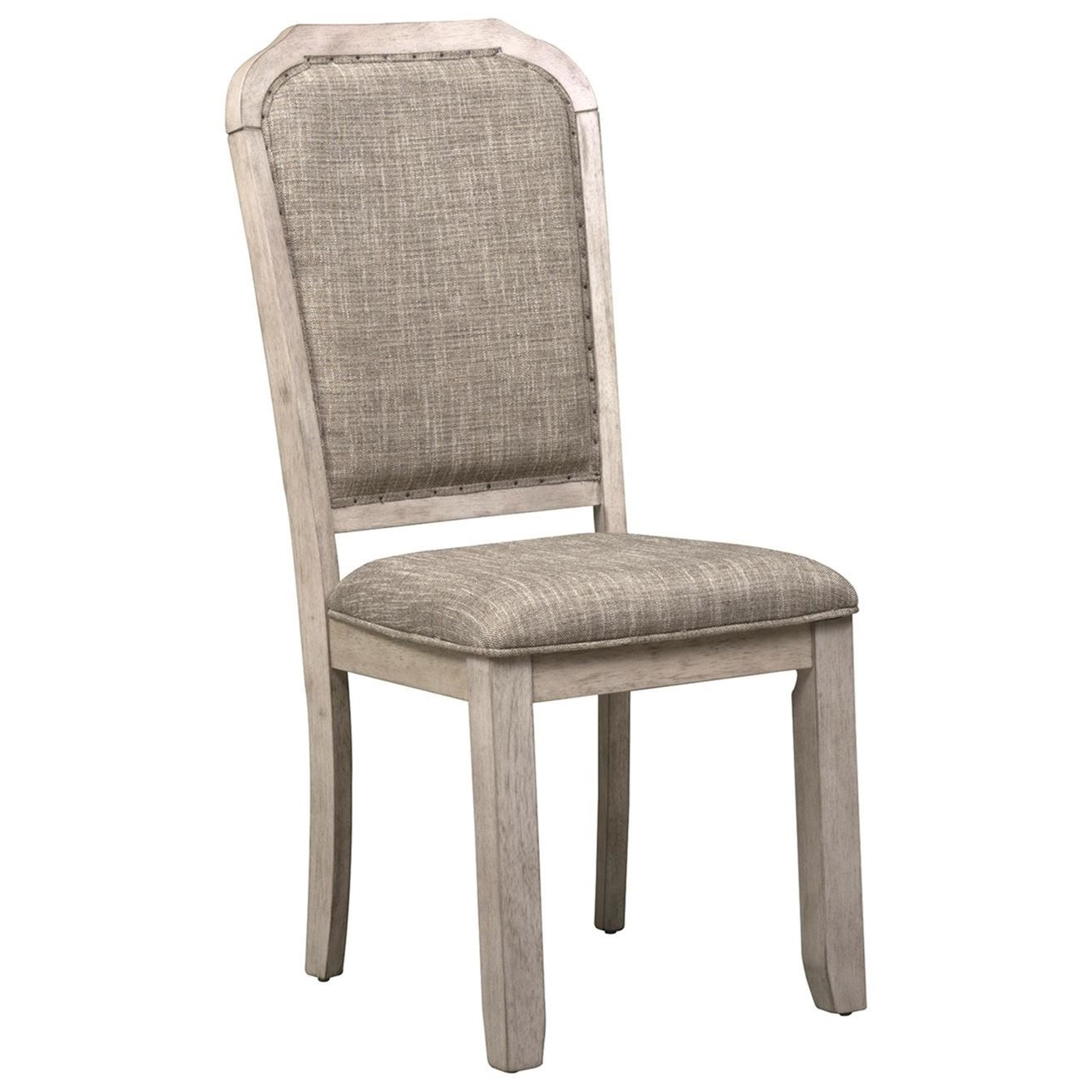 Willowrun Dining Side Chair by Libby at Walker's Furniture