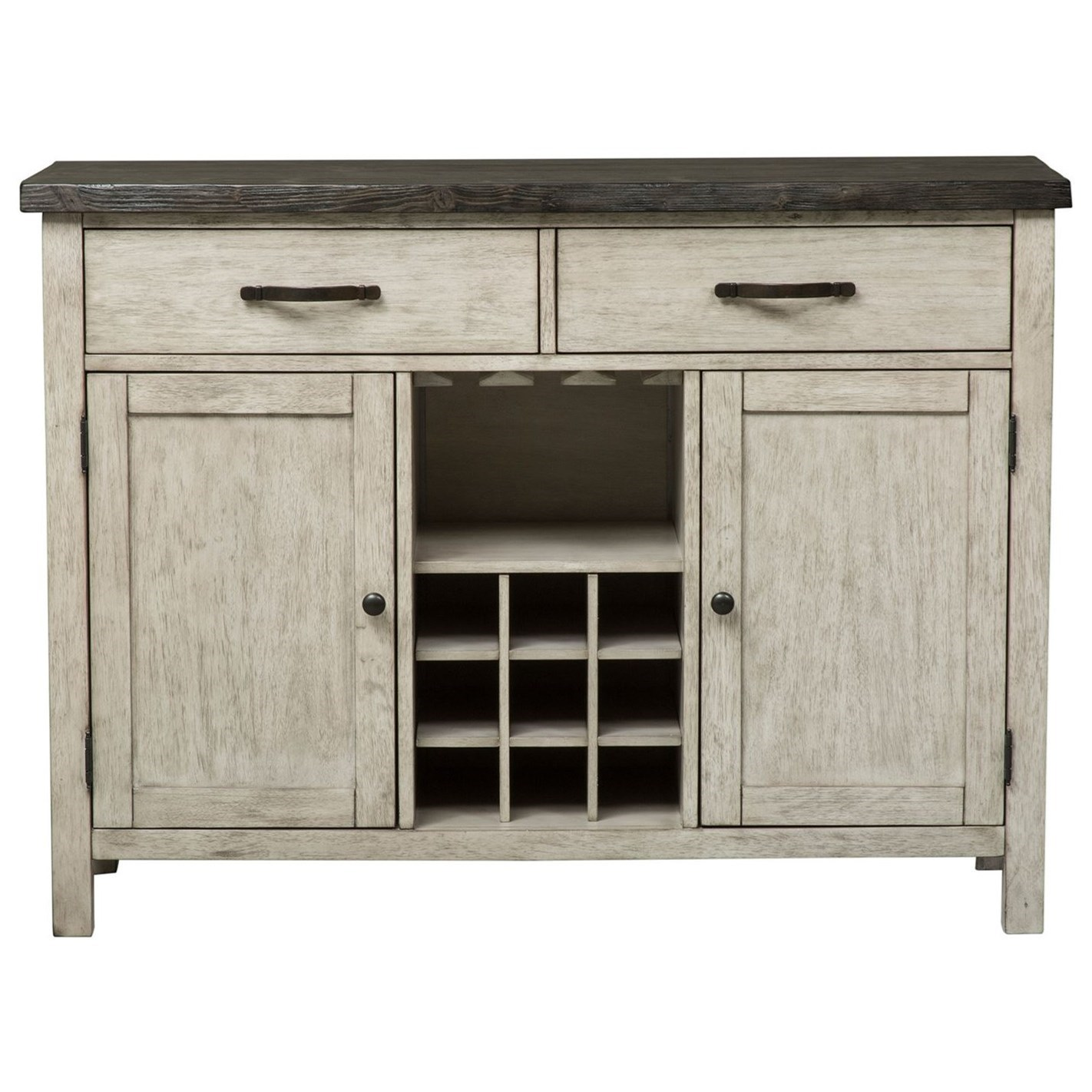 Willowrun Sideboard by Libby at Walker's Furniture