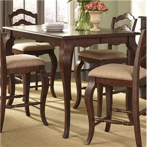 Liberty Furniture Woodland Creek  Gathering Table