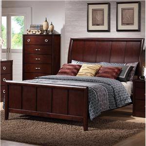Lifestyle 1173 California King Bed