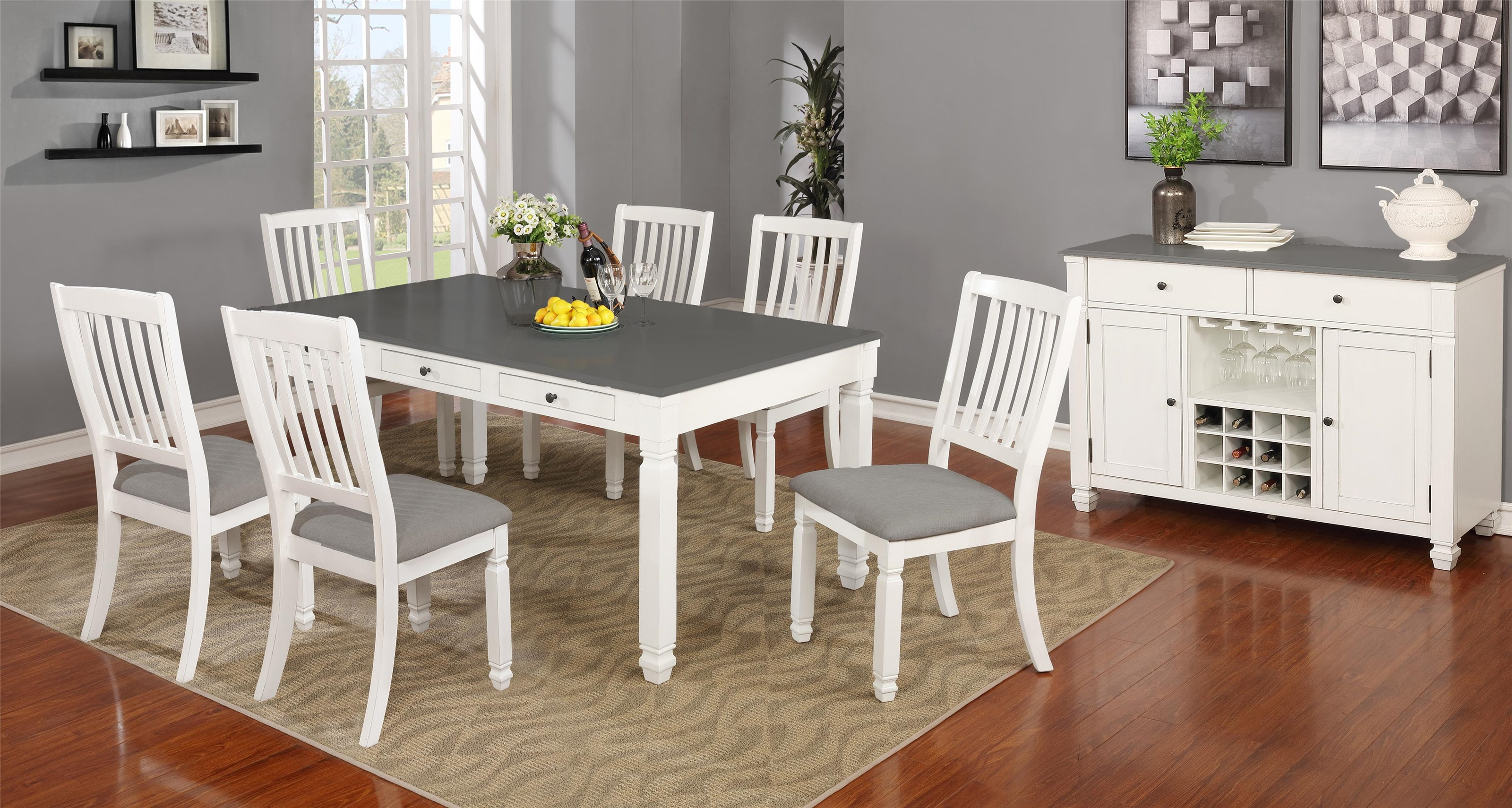 8 Piece Dining Room Group
