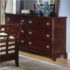 Lifestyle 4141 Dresser