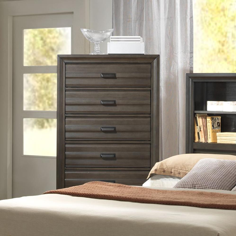 5236A Chest by Lifestyle at Beck's Furniture