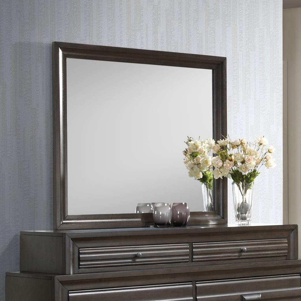 5236A Mirror by Lifestyle at Beck's Furniture