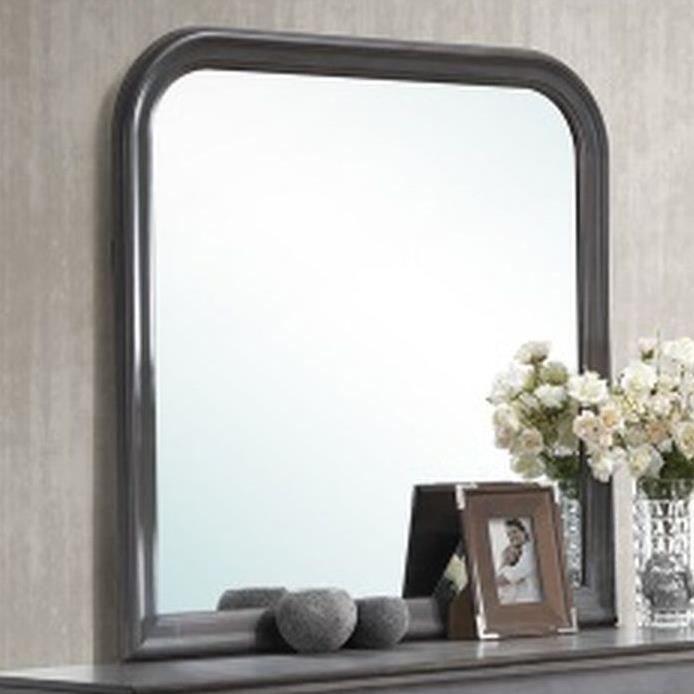 4934A Mirror by Lifestyle at Beck's Furniture