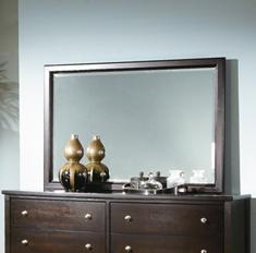 Dresser Landscape Mirror