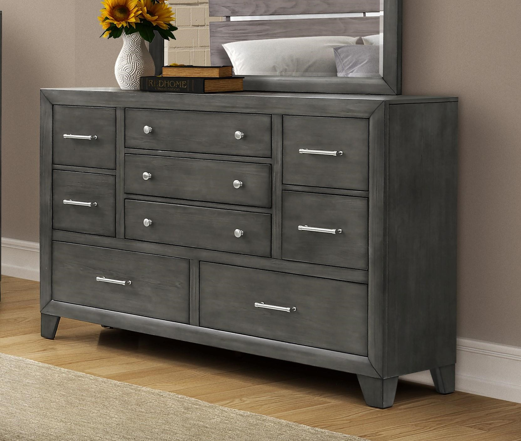 8130G 9 Drawer Dresser by Lifestyle at Furniture Fair - North Carolina