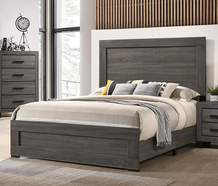 8321 Full Panel Bed by Lifestyle at Sam Levitz Outlet