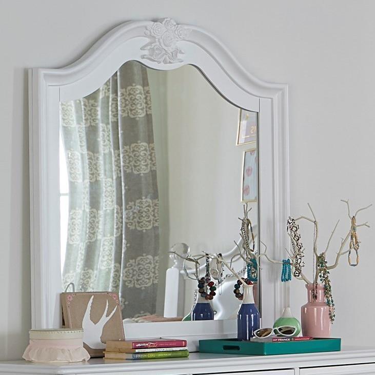 8446A Mirror by Lifestyle at Furniture Fair - North Carolina