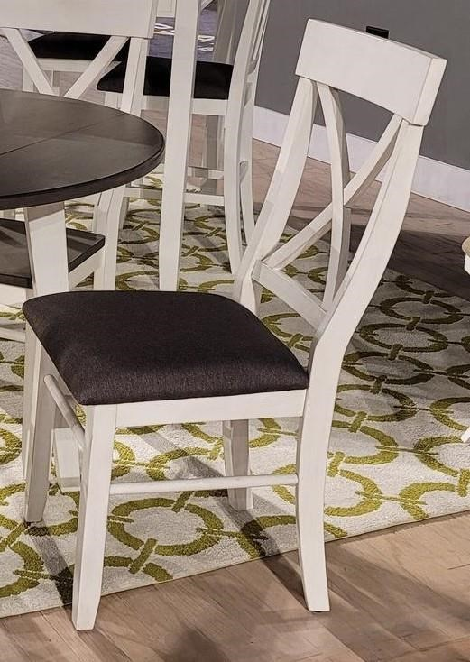 8654D Side chair by Lifestyle at Furniture Fair - North Carolina