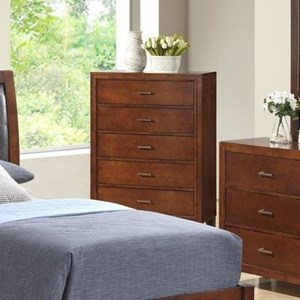 Chest With 5 Drawers