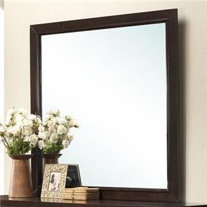 Square Dresser Mirror