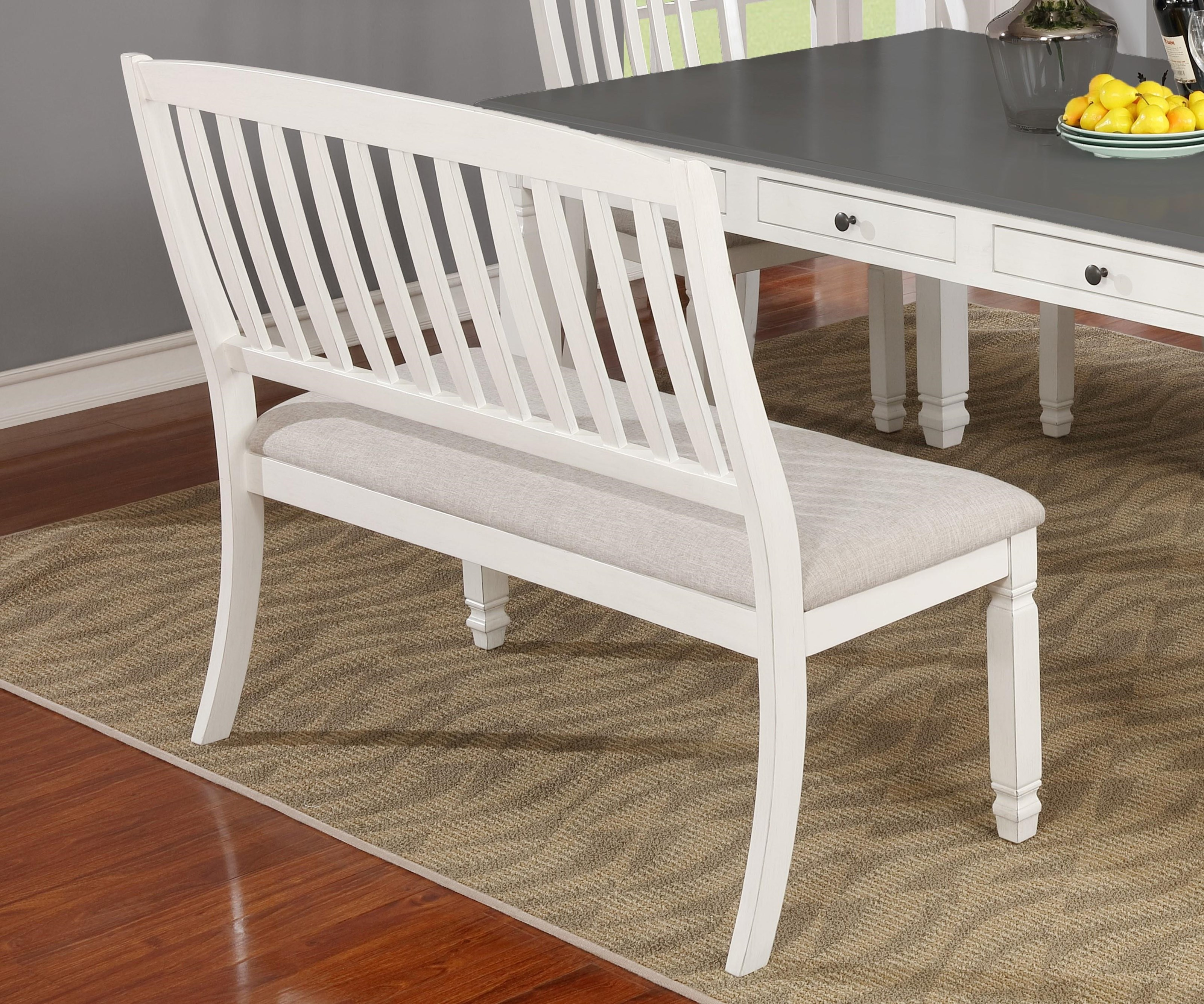 C1735 Dining Bench by Lifestyle at Furniture Fair - North Carolina