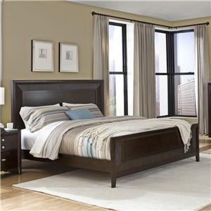 Lifestyle C3112 King Wood Bed