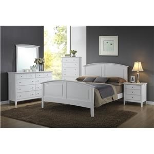7 Piece Queen Bedroom Group