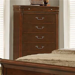 Lifestyle C4116A 6 Drawer Chest