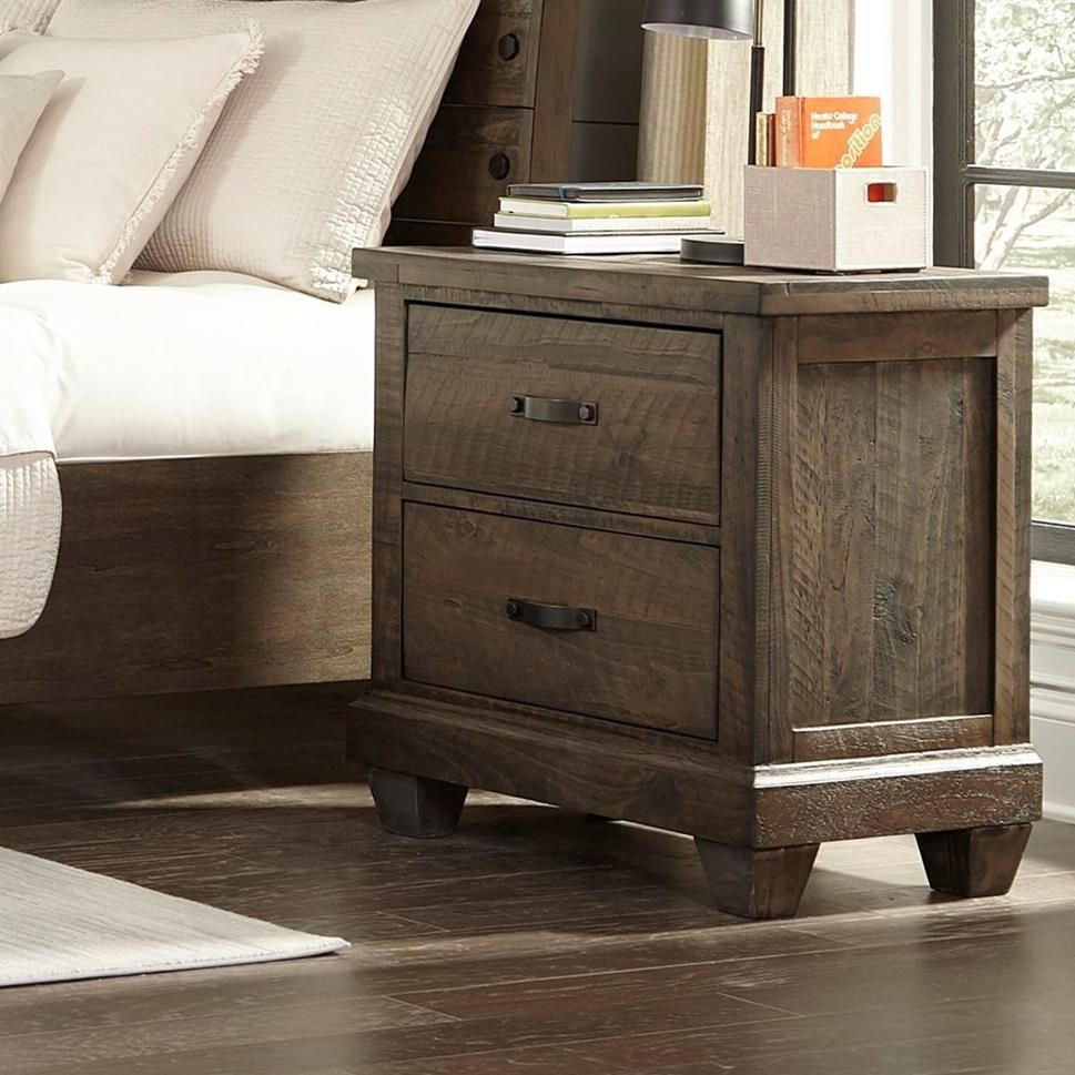 C7131A Nightstand by Lifestyle at Beck's Furniture