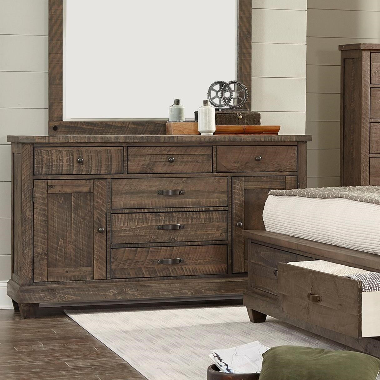 C7131A Dresser  by Lifestyle at Beck's Furniture