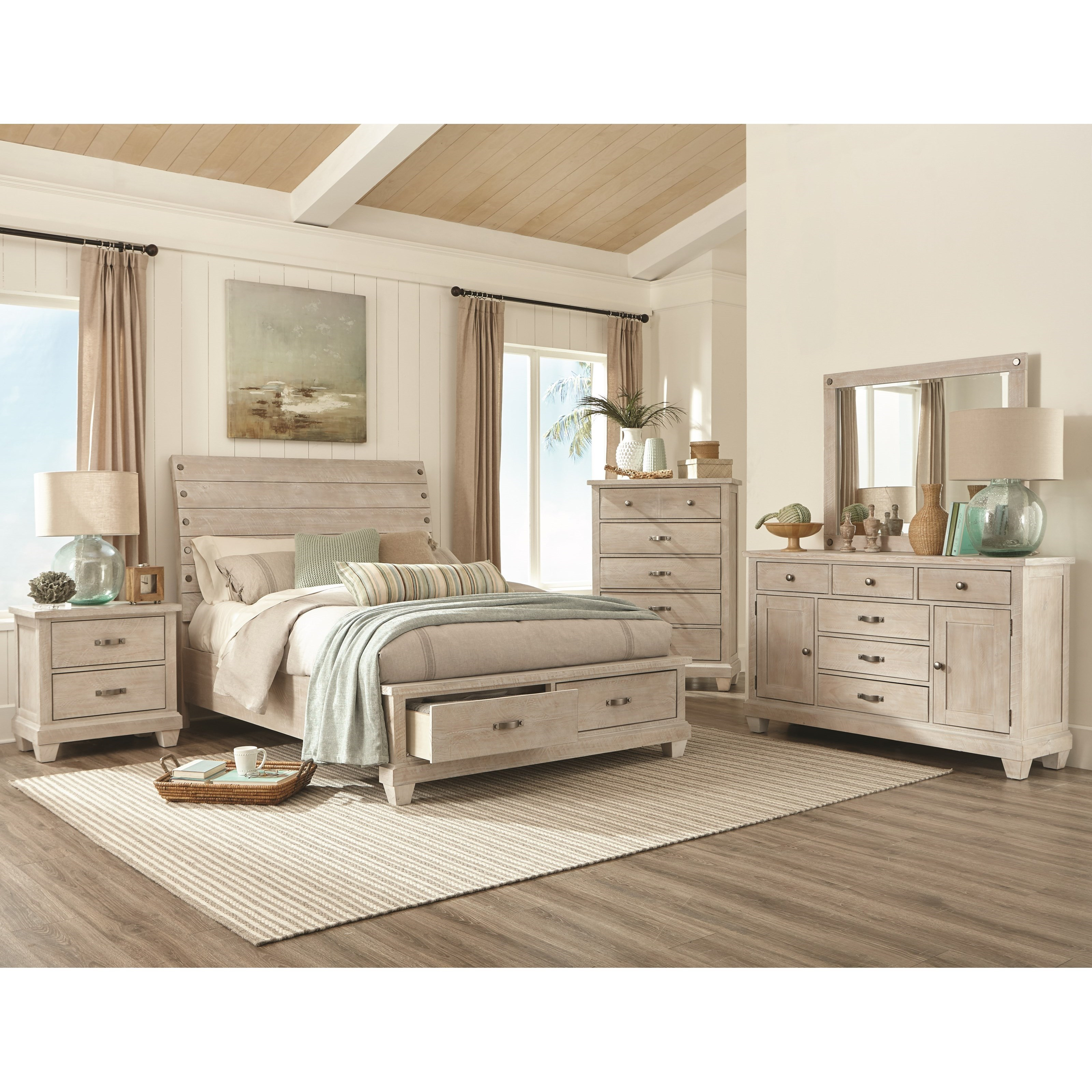C7131W Queen Bedroom Group - 0 by Lifestyle at Beck's Furniture