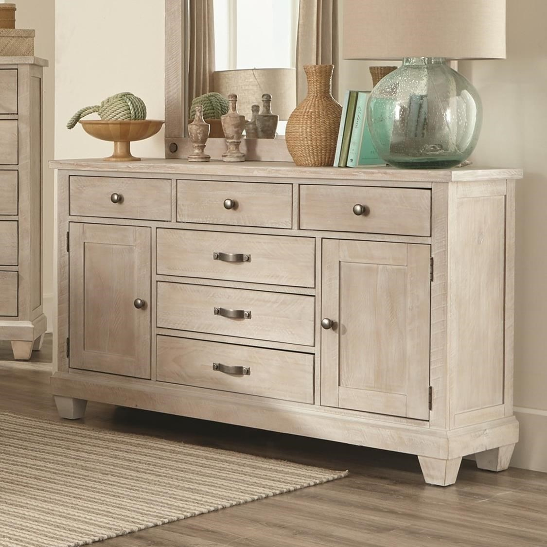 C7131W Dresser  by Lifestyle at Beck's Furniture