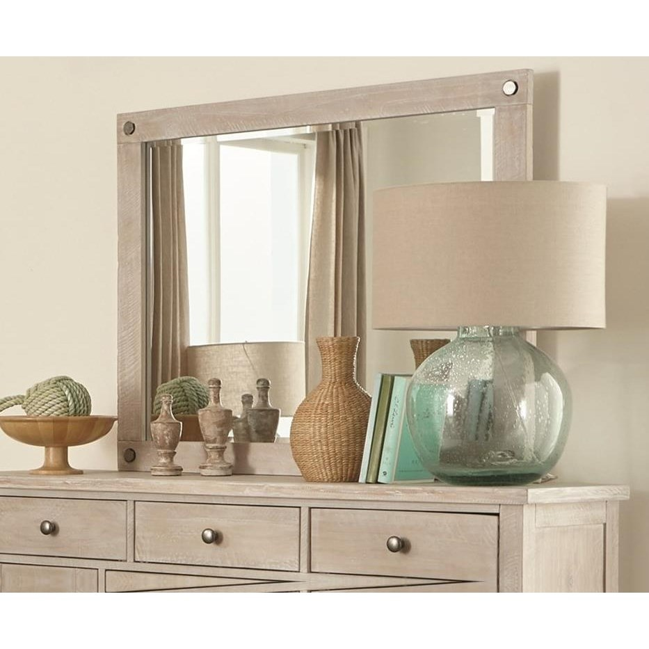 C7131W Dresser Mirror by Lifestyle at Beck's Furniture