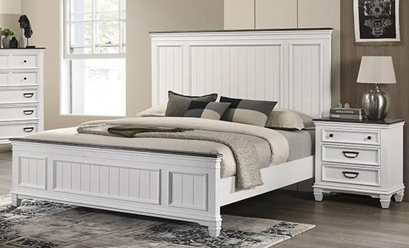 C8309A C8309A Queen Bed by Lifestyle at Furniture Fair - North Carolina