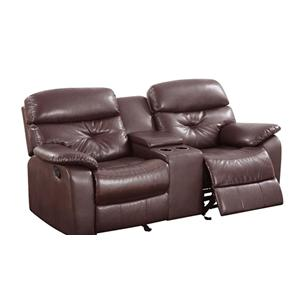 Lifestyle C9435X Reclining Console Loveseat